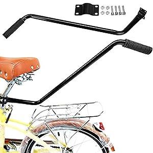 barra para bici niños