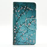 Sony Xperia Z3 Compact/Z3mini Case, Premium PU Leather Wallet Flip Protective Skin Case with Magnetic Closure for Sony Xperia Z3 Compact/Z3mini with Card Slot 4.6inch(Pattern 12)