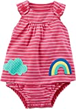 Carter's Baby Girls' 1 Piece Sunsuit 24 Months