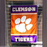 College Flags & Banners Co. Clemson Tigers Garden