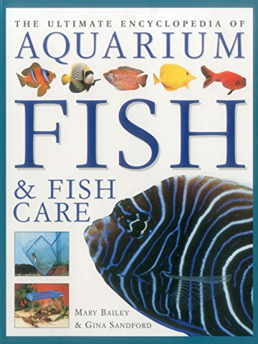 The Ultimate Encyclopedia of Aquarium Fish & Fish Care: A Definitive Guide To Identifying And Keeping Freshwater And Marine Fishes by imusti (Image #2)