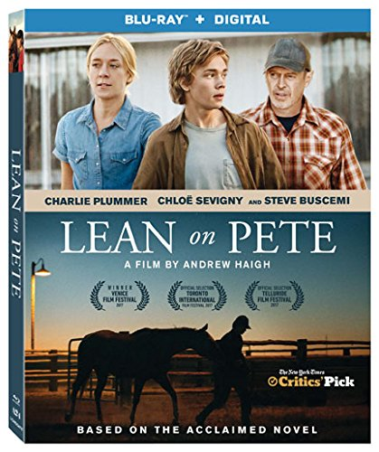 Blu-ray : Lean On Pete (Blu-ray)