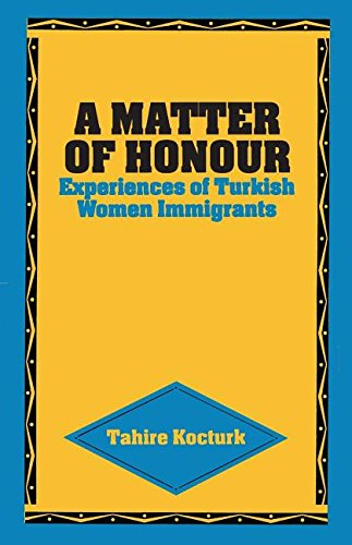 A Matter of Honour: Experiences of Turkish Women Immigrants