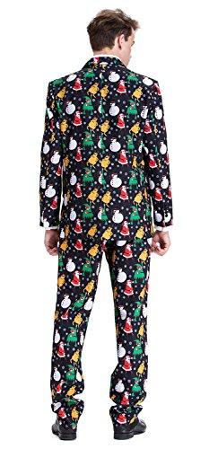 18003 Suits Pour Noël Déguisement U Homme Carnaval Ugly Party Soirée Look Today Fêtes Yw0Aq7Y