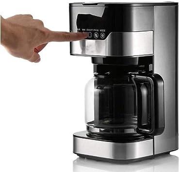 MJY Cafetera Cafetera Tetera automática Máquina de té con olla de vidrio 1.5L Reloj de gran capacidad Cafetera antigoteo: Amazon.es: Bricolaje y herramientas
