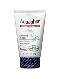 Aquaphor Baby Healing Ointment, 3 oz (85 g) (Pack of 3) BOBEBE Online Baby Store From New York to Miami and Los Angeles