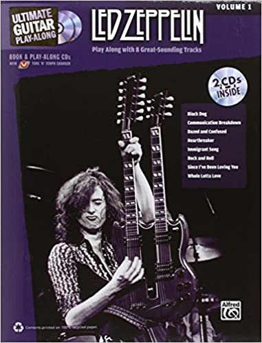 ??BEST?? Ultimate Guitar Play-Along Led Zeppelin, Vol 1: Play Along With 8 Great-Sounding Tracks (Authentic Guitar TAB), Book & 2 CDs (Ultimate Play-Along). demands Michigan nueva Negro motivos Facebook