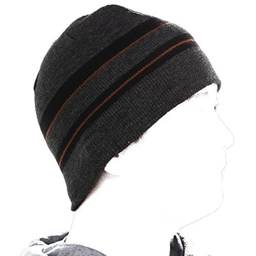 Sung-ll Soft and Warm Hat Wireless Beanie with Bluetooth Smart Cap Speaker Micro Headphone - La Sung