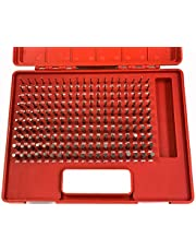 HHIP 4101-0111 190 Piece (M1 Plus) Pin Gage Set, (.061-.250)