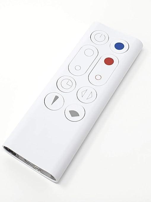 Dyson AM09 - Mando a distancia para calefacción, color blanco ...