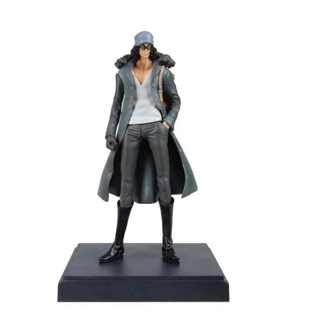 XJRHB Pirates Navy Kings Handmade Anime Models souvenirs collections crafts