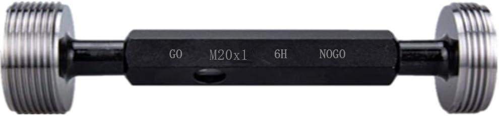 M45 x 1.5 Metric Thread Plug Gage 6H GO NOGO 100/% Checked Ship by FedEx Delivery in 4 Days