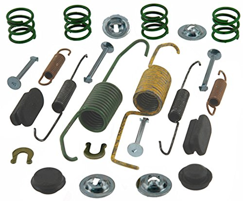 ACDelco 18K1782 Professional Rear Drum Brake Shoe Adjuster and Return Spring Kit ()