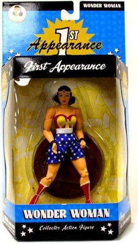 DC Comics DC First Appearance Series 1 Wonder Woman Action Figure