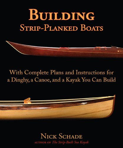 Building Strip-Planked Boats ()