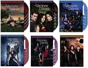 Amazon.com: The Vampire Diaries : Complete Seasons 1- 6 ...