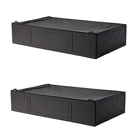 IKEA SKUBB caja de almacenamiento Underbed con cremallera aprox. 36,1/2 x