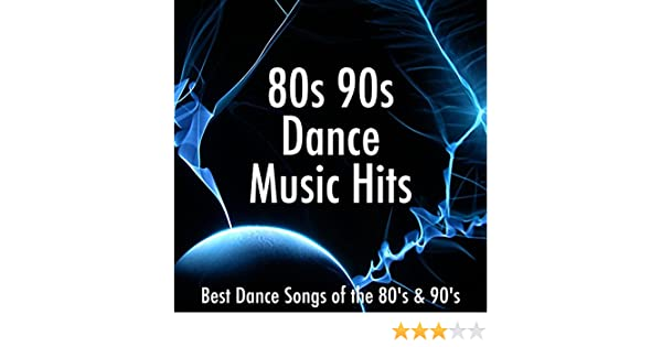 80s 90s Dance Music Hits: Best Dance Songs of the 80's