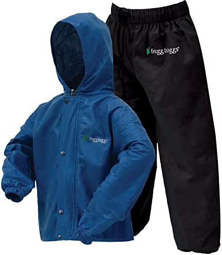 Frogg Toggs Youth Polly Woggs HV Rain Suit