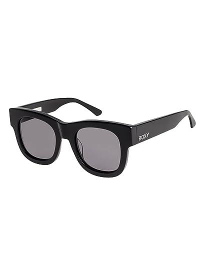 c71e9cd66b3 Roxy Womens Hadley - Sunglasses - Women - One Size - Black Shiny Black Grey