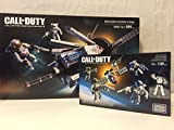Mega Bloks Call of Duty Odin Space Station Strike and Mega Bloks Call of Duty Icarus Troppers