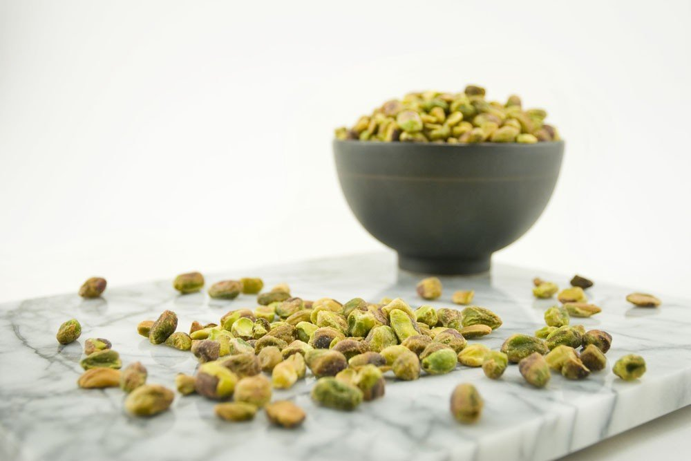 Roasted Pistachio Meats (4 Pound Bag) (Unsalted)