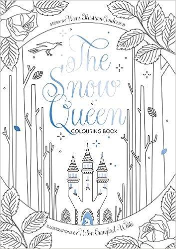 Amazon.com: The Snow Queen Colouring Book (9781782691174 ...