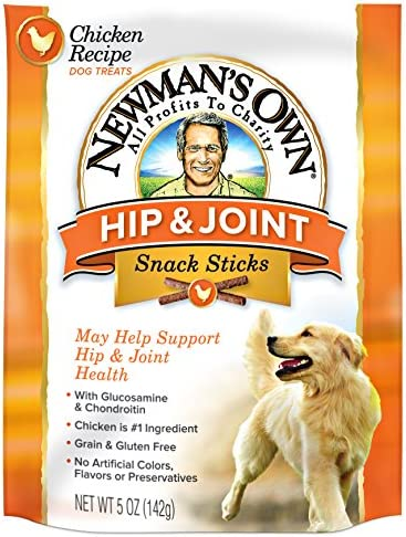 Newman s Own 5 oz Snack Sticks for Dogs 5 Pack