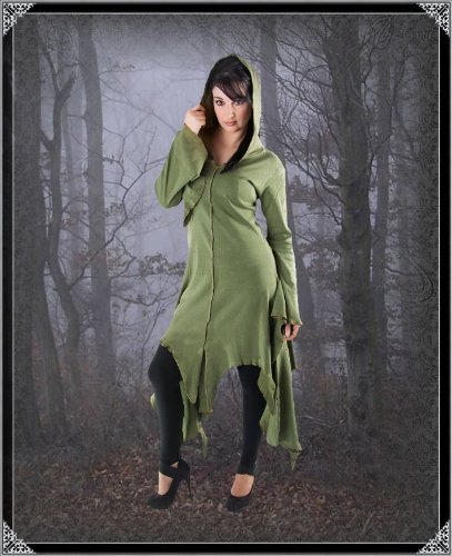 Kurzes Damen Kleid Gothic Bordeaux Vampire Bäres Janice EqwTOO