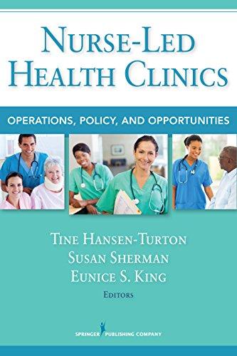 Download Nurse-Led Health Clinics Pdf