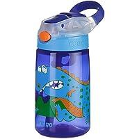 Contigo 50918 Gizmo Flip Autospout Water Bottle, Dinosaur