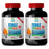 weight loss pills for women - FEMALE LIBIDO BOOSTER - female sex supplies - 2 Bottles (120 Capsules)