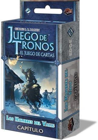 Fantasy Flight Games- Juego de Tronos LCG: Los Hombres del Valle - Español (EDGGOT110): Amazon.es: Juguetes y juegos
