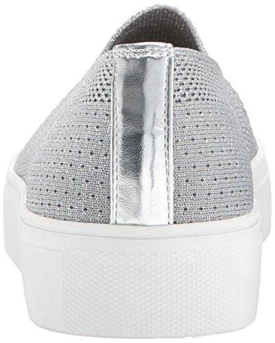 Steven Af steve Madden Kvinders Nc-kai Sneaker Sølv 7vGKj