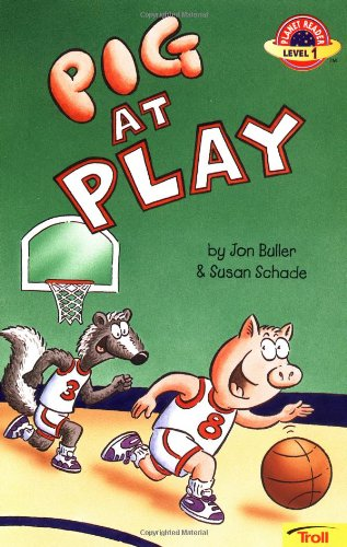 Pig at Play (Planet Reader, Level 1)