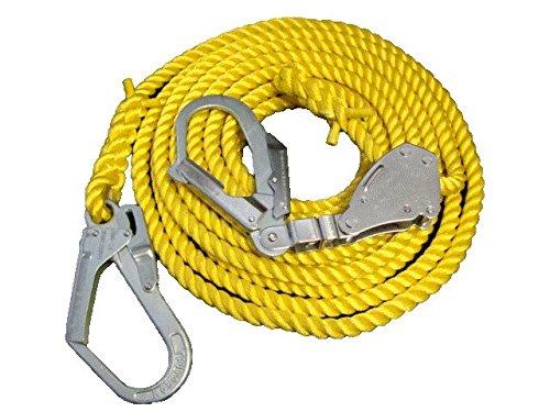 エステル製親綱ロープ 16mm 緊張器付 (30M) B075FTPFQB 30M