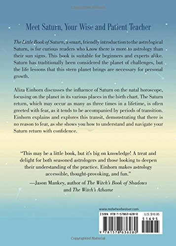 The Little Book of Saturn: Astrological Gifts, Challenges