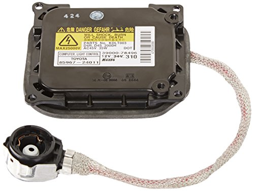Genuine Toyota 81107-30D31 Headlamp Control Module