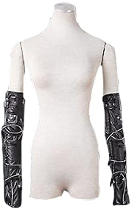 Leather bondage clothing amazon