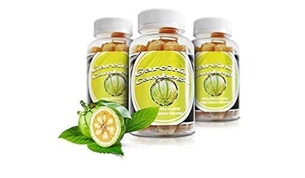 Amazon Com Garcinia Cambogia Gummies Health Personal Care