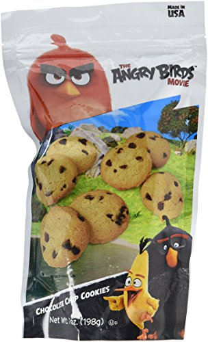 Angry Birds Chocolate Cookie Ounce