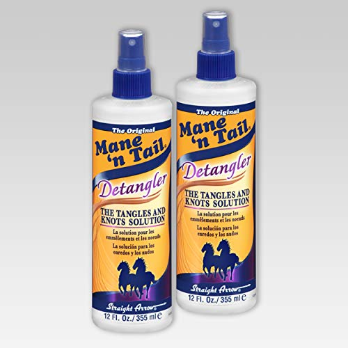 (Mane 'n Tail Detangler 12 oz (Pack of 2))