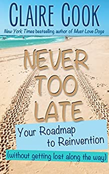 Never Too Late: Your Roadmap to Reinvention (without getting lost along the way) by [Cook, Claire]