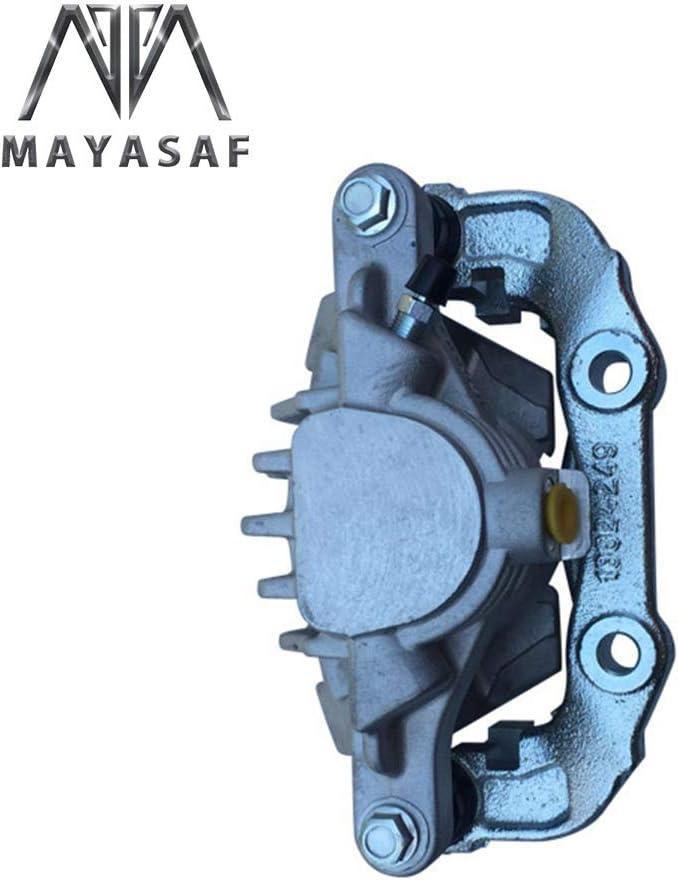 MAYASAF 18B4712 18B4713 Rear Left /& Right Brake Caliper Both Side Disc Caliper for for Chevy 98-05 Blazer//98-04 S10 98-00 for Isuzu Hombre for GMC 98-05 Jimmy//98-04 Sonoma