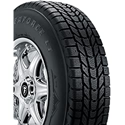 Firestone Winterforce LT Winter Radial Tire - LT225/75R16 115R