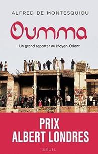 La jeunesse de l'Oumma par Alfred de Montesquiou