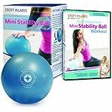 STOTT PILATES Mini Stability Ball Power Pack