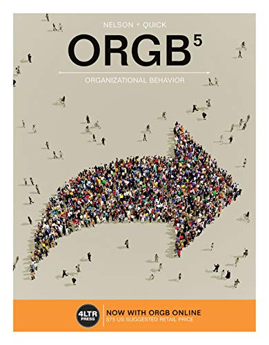 ORGB (with ORGB Online, 1 term (6 months) Printed Access Card) (New, Engaging Titles from 4LTR Press)