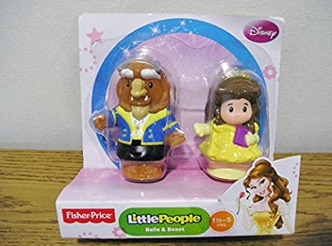 Little People Belle and Beast (Belle And The Beast Little People)