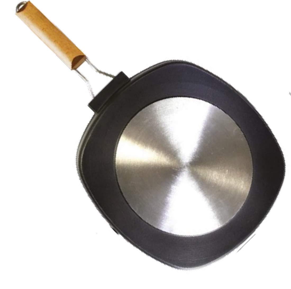 WeCook 11001 Sarten Grill Antiadherente Induccion Vitrocerámica y Fogón, Aluminio, 28 cm, Sin PFOA ni BPA: Amazon.es: Hogar